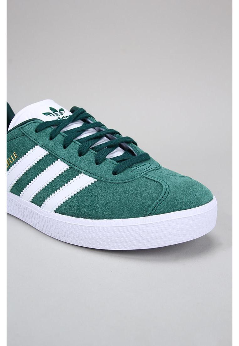 adidas-gazelle-j-verde