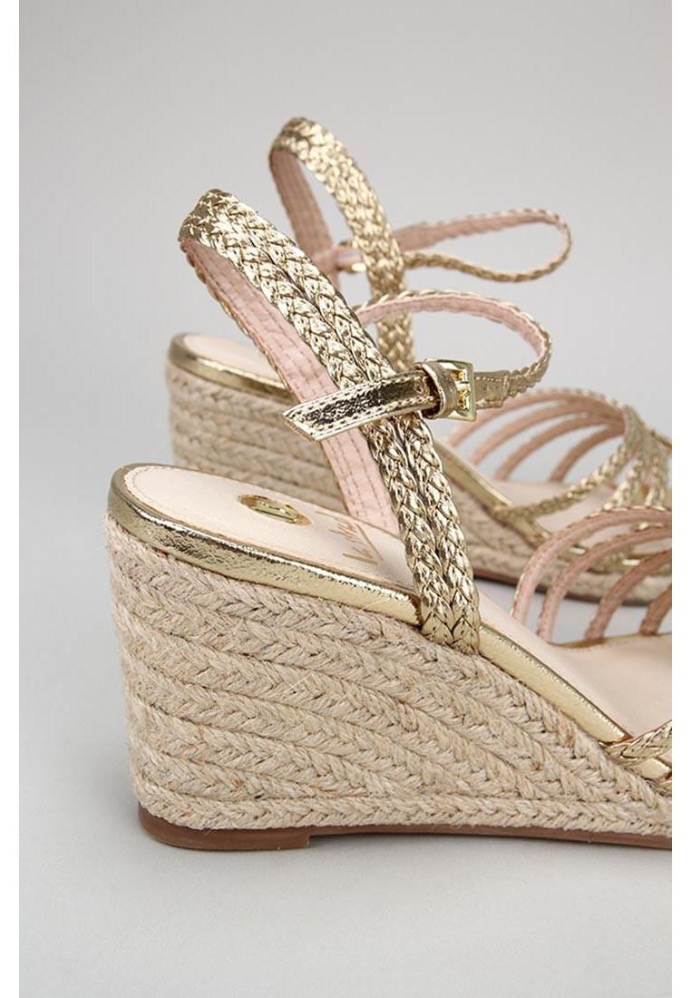 zapatos-de-mujer-la-strada-oro