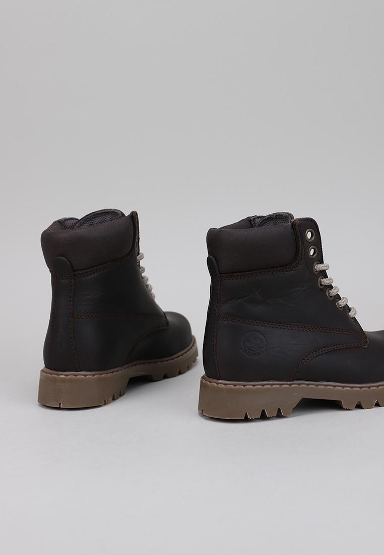 botas-nino-velilla-marrón