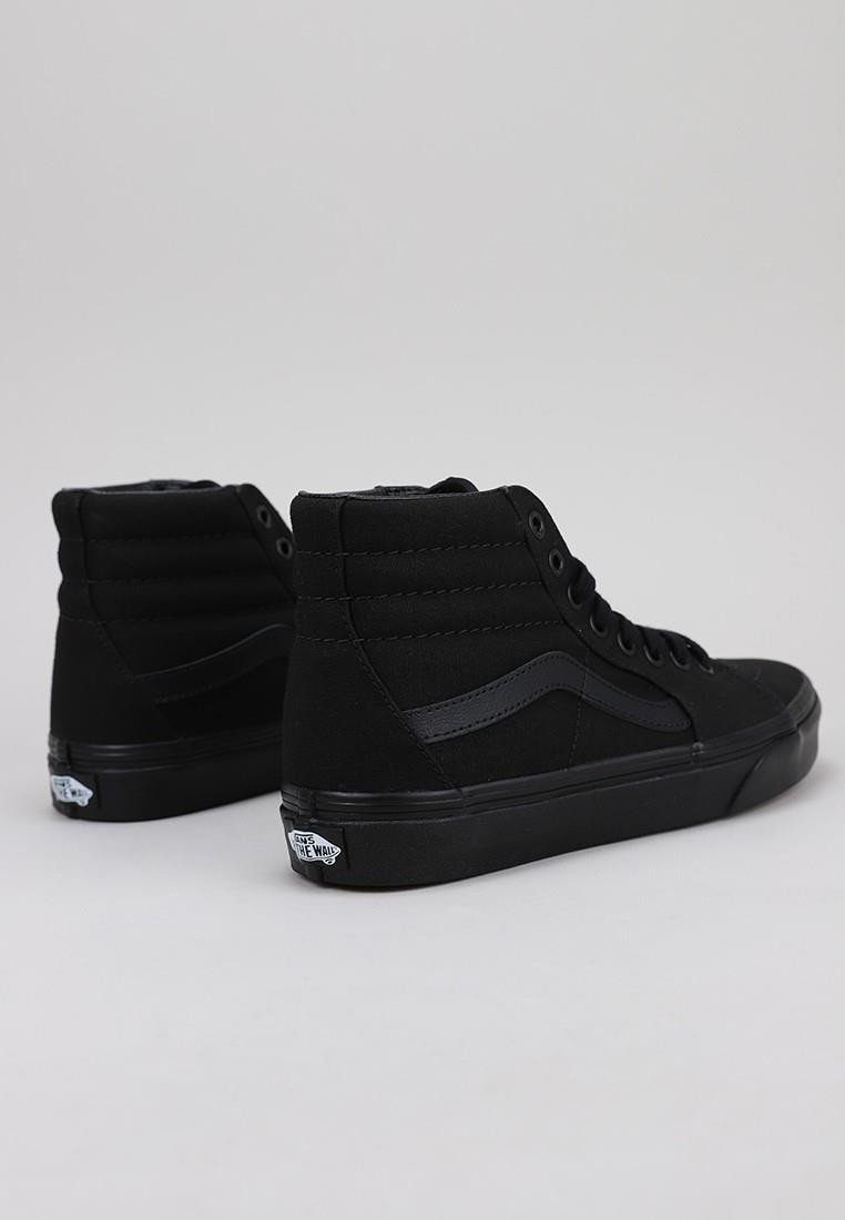 mujer-outlet-vans-negro
