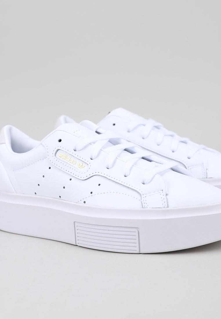 adidas-sleek-super-blanco