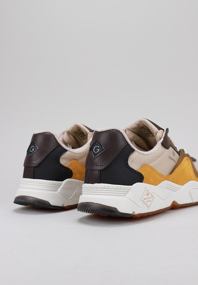 zapatos-hombre-gant-amarillo