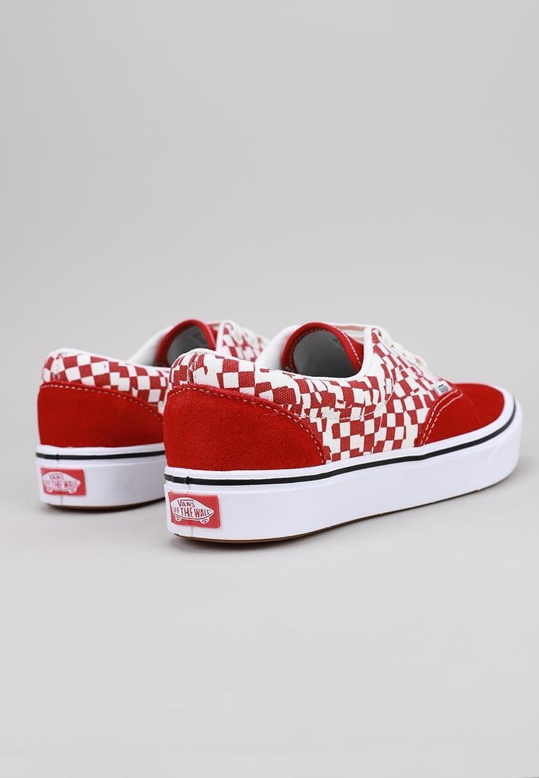 zapatos-de-mujer-vans-rojo