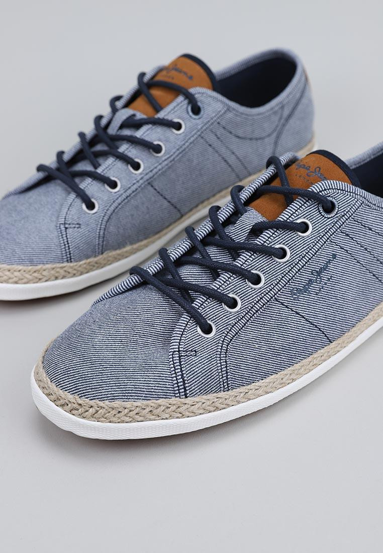 pepe-jeans-maui-basic-twill-azul marino