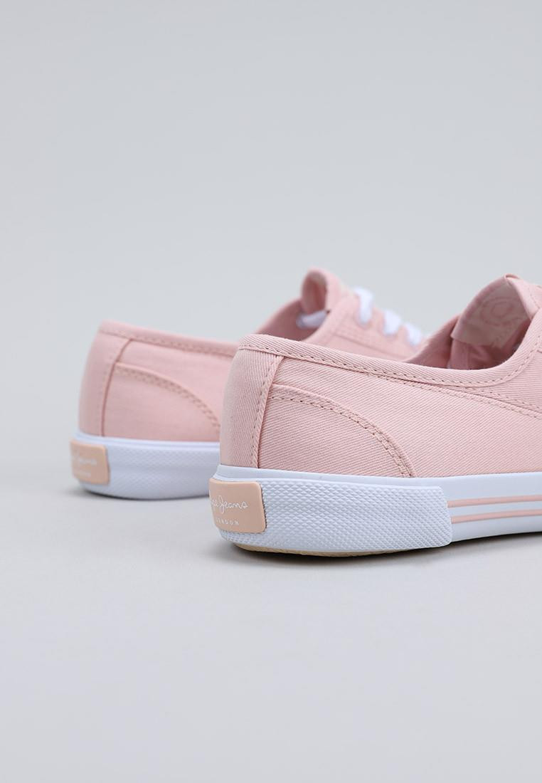 zapatos-de-mujer-pepe-jeans-rosa