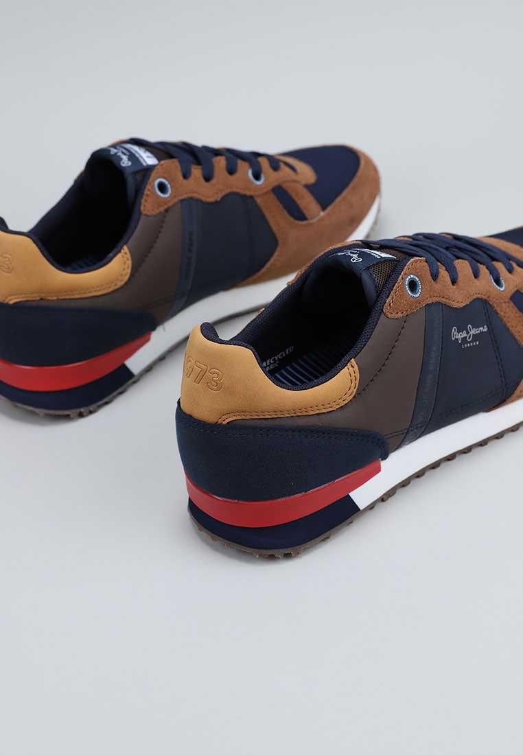 zapatos-hombre-pepe-jeans-marrón