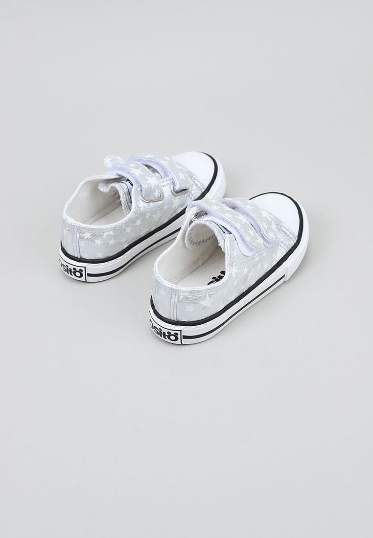 zapatos-para-ninos-osito-plata