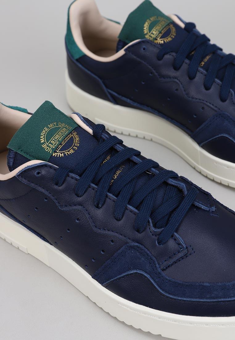 adidas-supercourt-azul marino