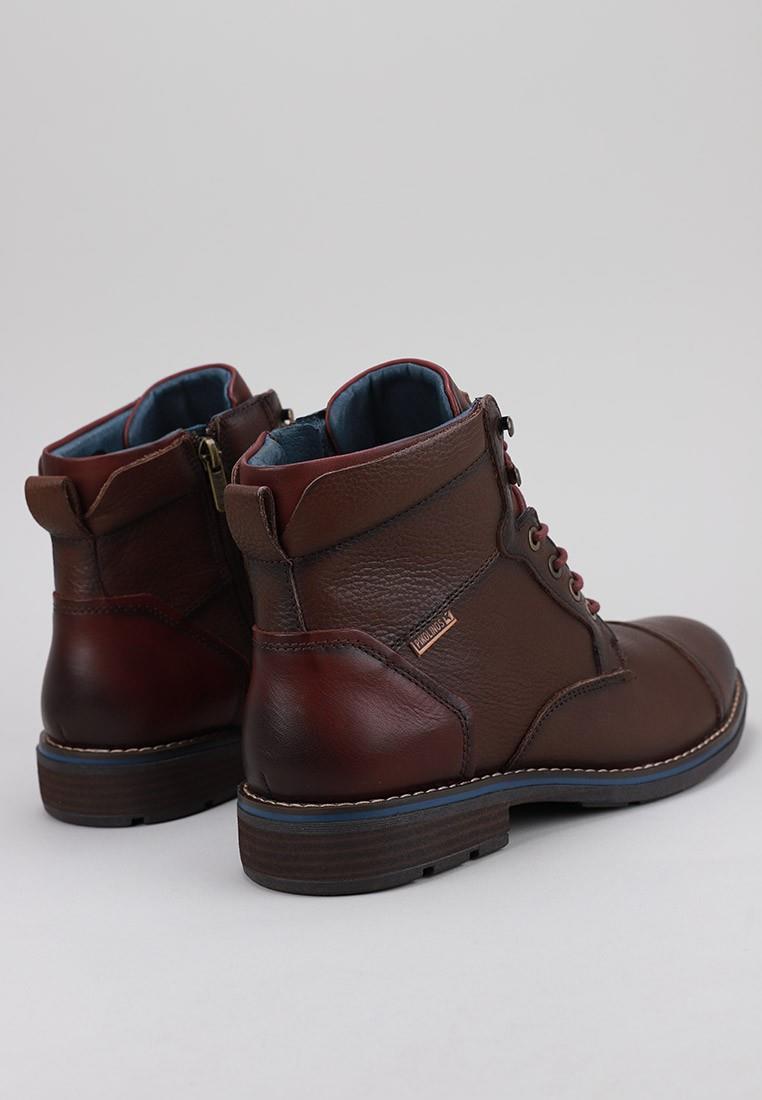 zapatos-hombre-pikolinos-marrón