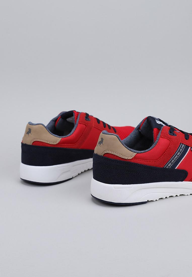 zapatos-hombre-lois-rojo