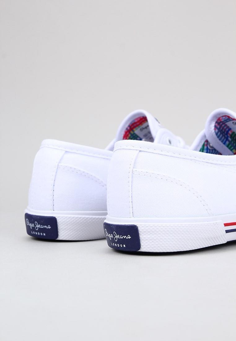 zapatos-de-mujer-pepe-jeans-blanco