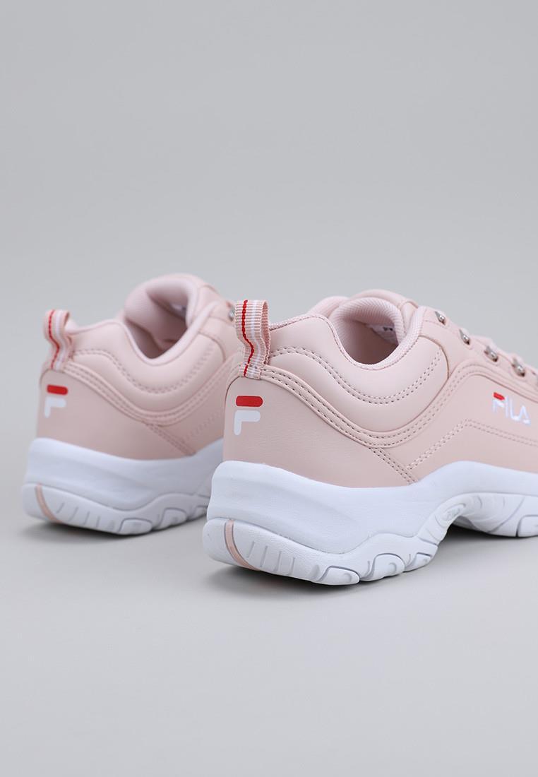 zapatos-de-mujer-fila-rosa