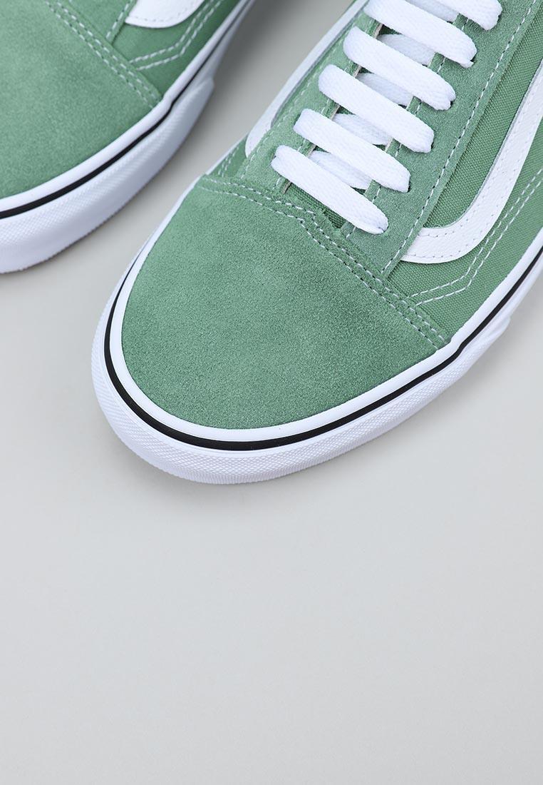 vans-old-skool-verde