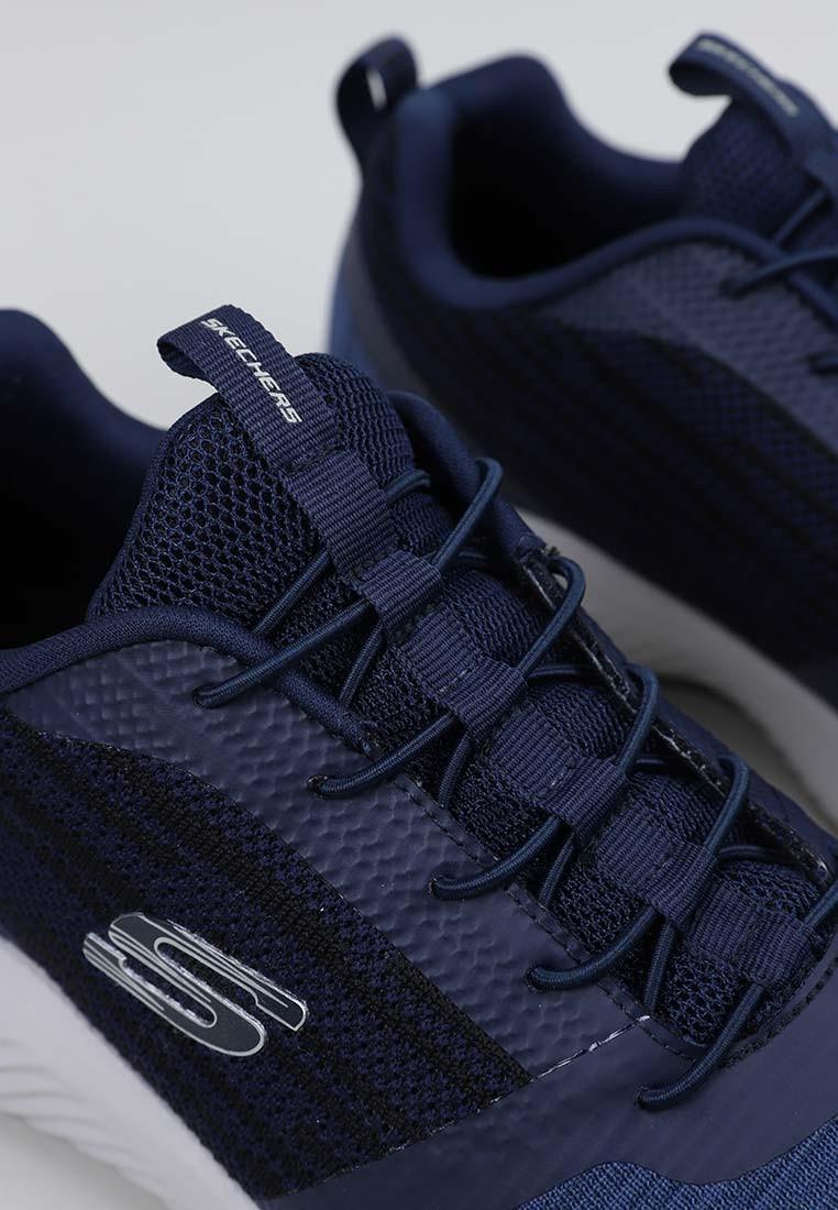 zapatos-hombre-skechers-azul marino