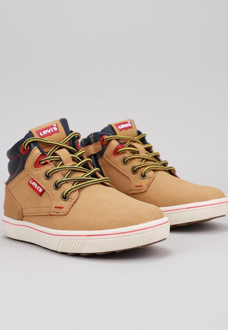 levis-kids-footwear-new-portland-camel
