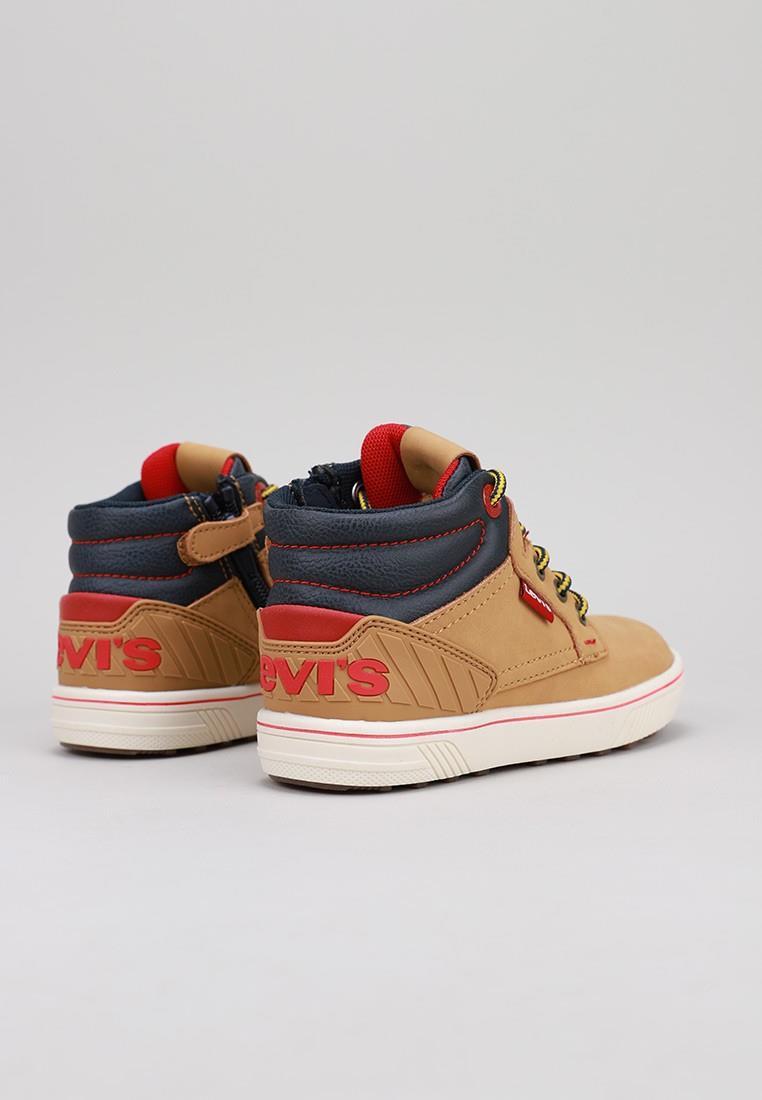zapatos-para-ninos-levis-kids-footwear-camel