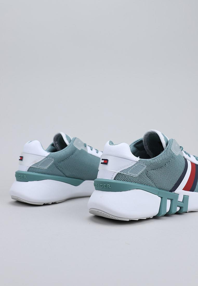 zapatos-de-mujer-tommy-hilfiger-verde