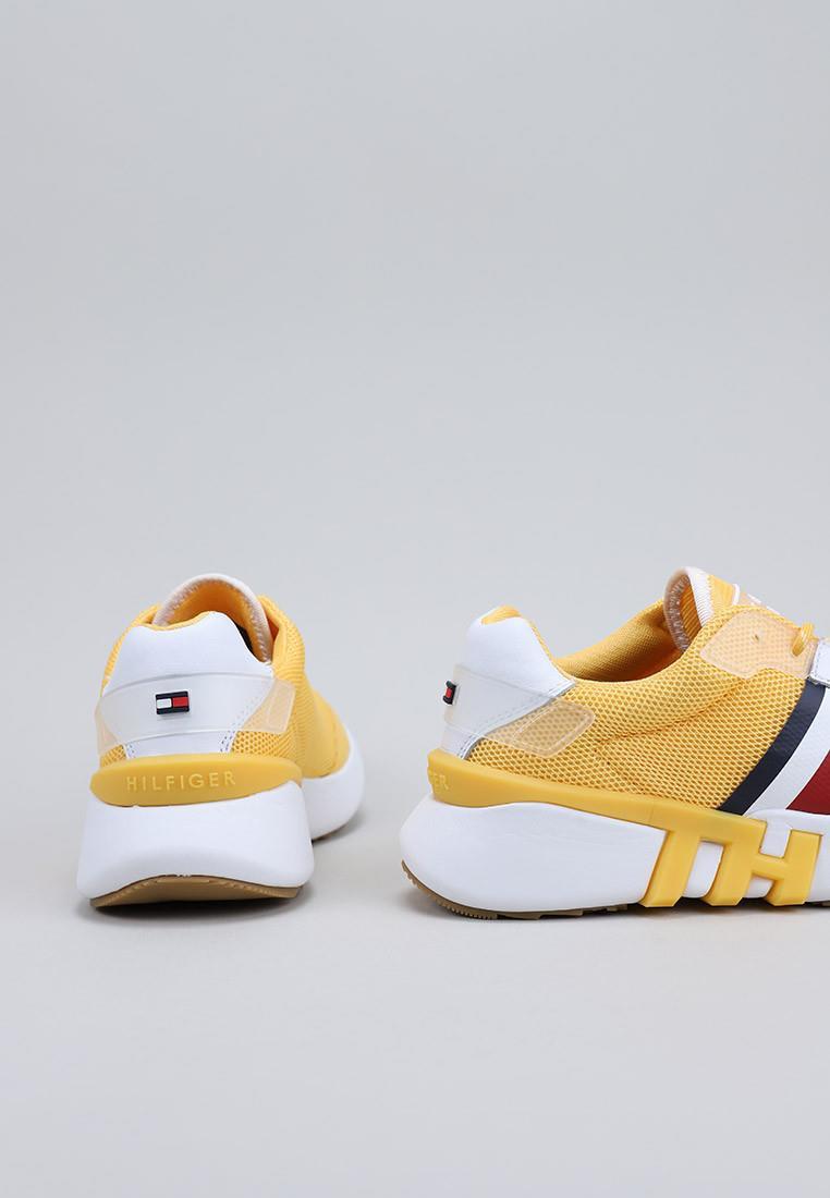zapatos-de-mujer-tommy-hilfiger-amarillo