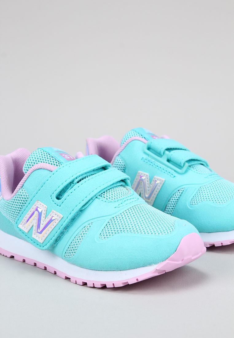 zapatos-para-ninos-new-balance-turquesa