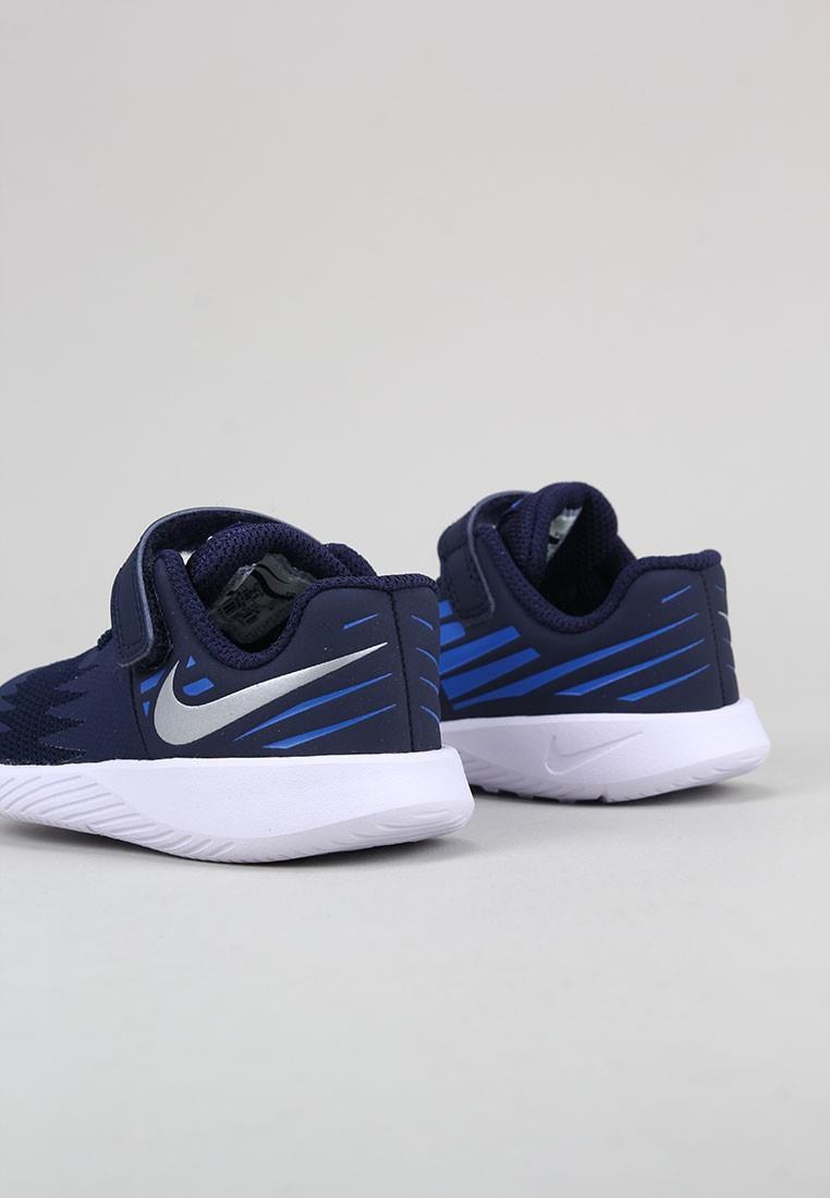 zapatos-para-ninos-nike-azul marino
