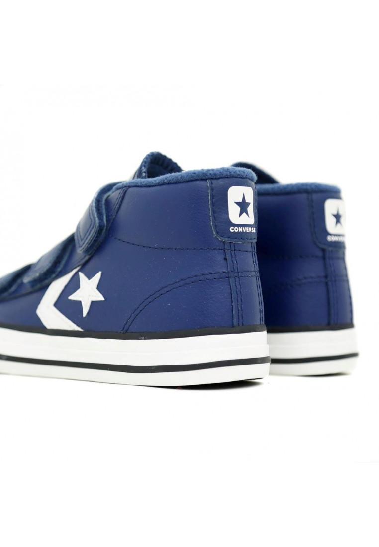 zapatos-para-ninos-converse-azul marino