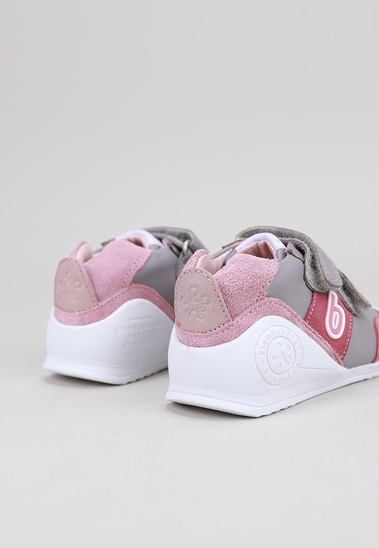 zapatos-para-ninos-biomecanics-rosa