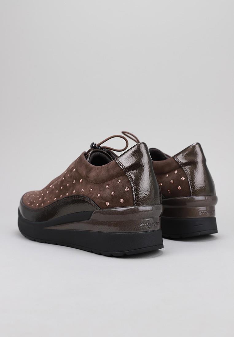 zapatos-de-mujer-stonefly-marrón